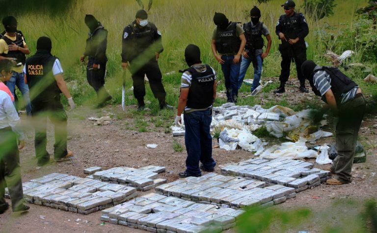 Estados Unidos pone a Honduras en la «Lista Negra» de la Droga