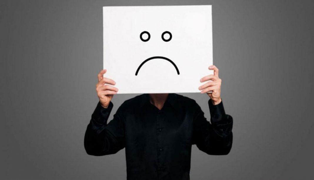 más infeliz