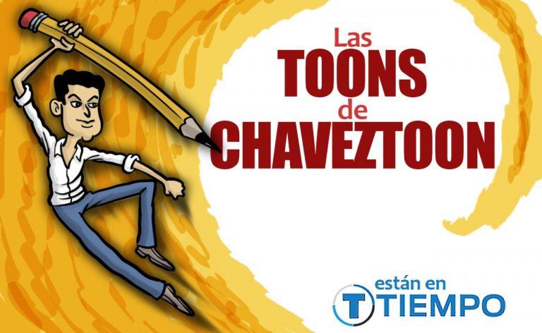 La TOON de Chávez: Deshojando la rosa