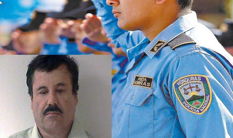 Exfuncionario de la Policía recibió carro lujoso de «El Chapo»