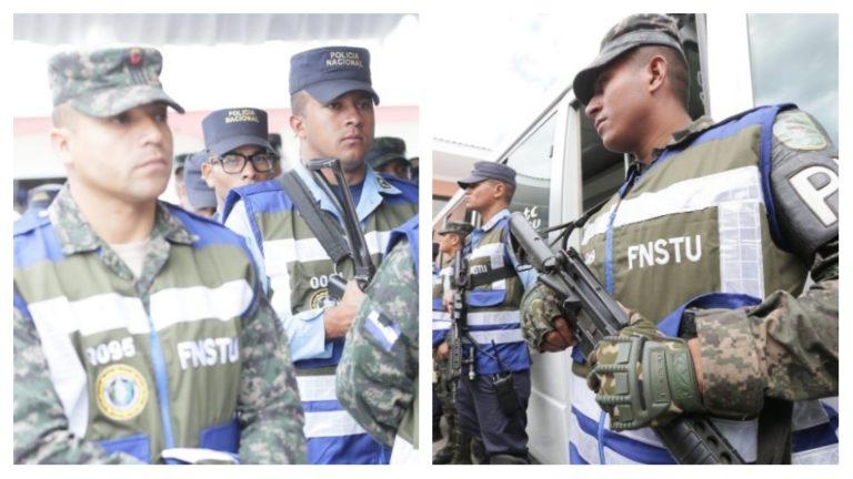 Extorsión: FUSET anuncia operaciones en dos de las 52 rutas de buses de Tegucigalpa