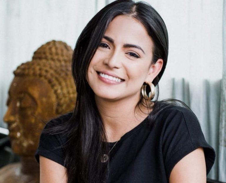 Samantha Velásquez reacciona tras filtración de su supuesto vídeo íntimo