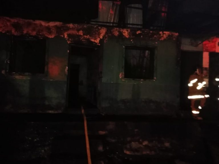 Tegucigalpa: anciana muere en incendio tras reingresar a su casa para recuperar un dinero
