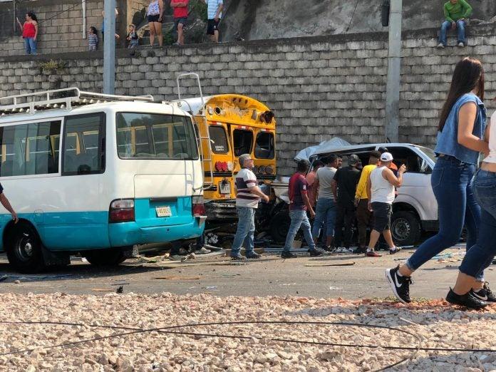 salida al norte de tegucigalpa