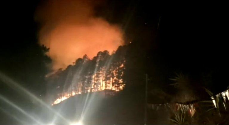 VÍDEO: Francisco Morazán es el departamento que más incendios registra
