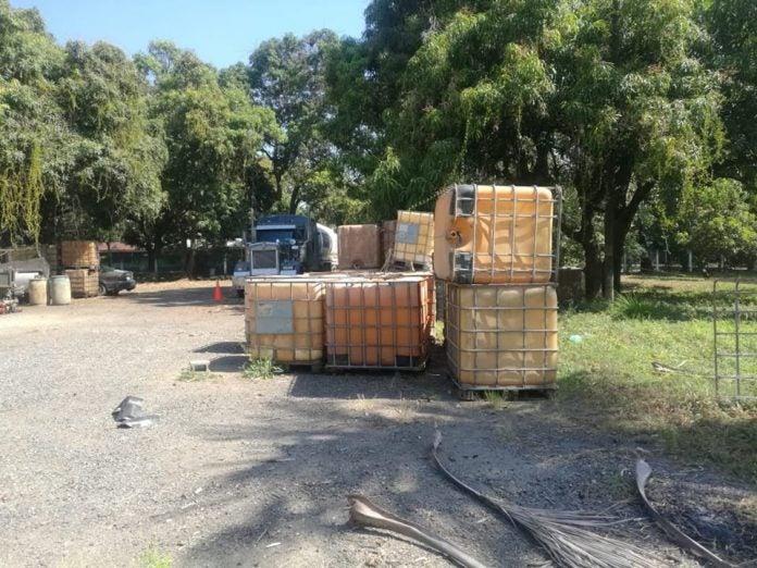 bunker donado a FUSINA