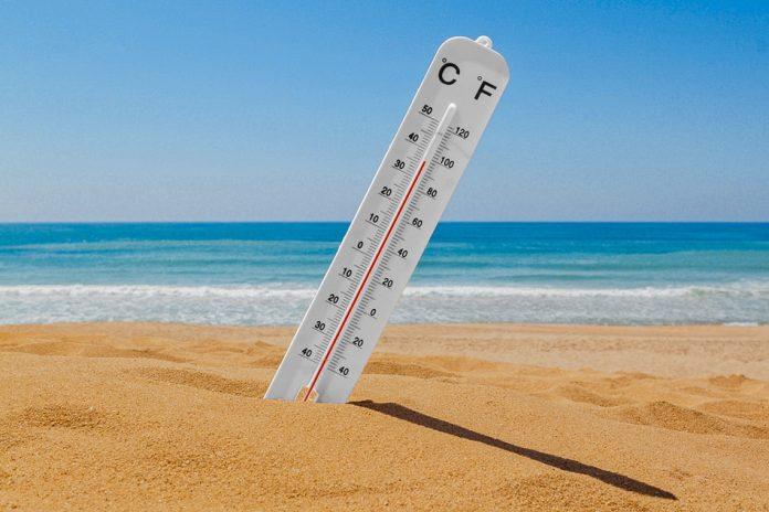 condiciones cálidas