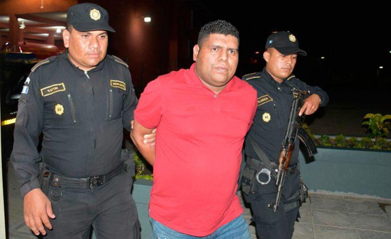 Capo hondureño pedido en extradición por EEUU llegará al país en unas horas