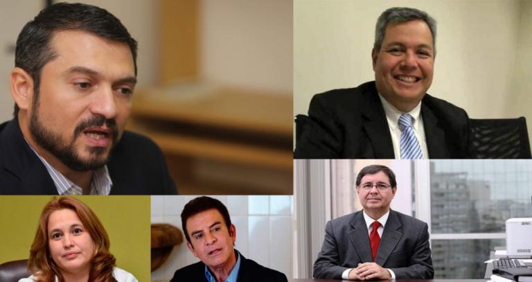 FRASES DE LA SEMANA: ¿Qué dijo Nasralla, Sabas y Marrey?