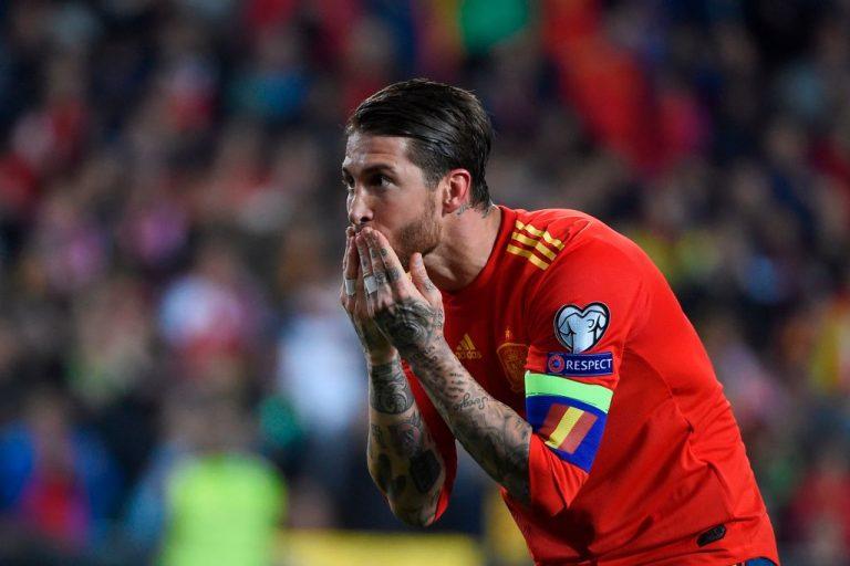 España venció 2-1 a Noruega por la fecha 1 de la Eliminatorias a la Euro 2020