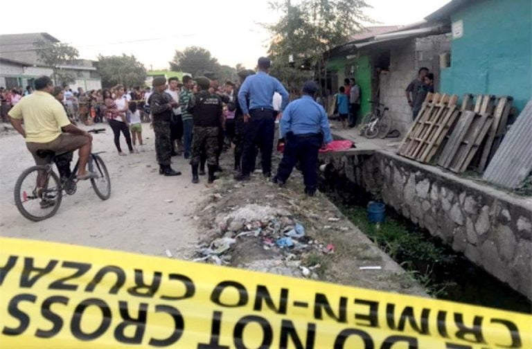 Masacre en Chamelecón: cuatro muertos cerca del punto de buses Montebello