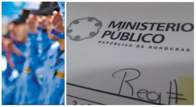 Intibucá: Policía se entrega a las autoridades tras ser acusado de violar a una menor