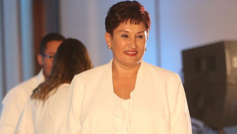 Orden de arresto contra candidata a la presidencia y exfiscal general de Guatemala Thelma Aldana