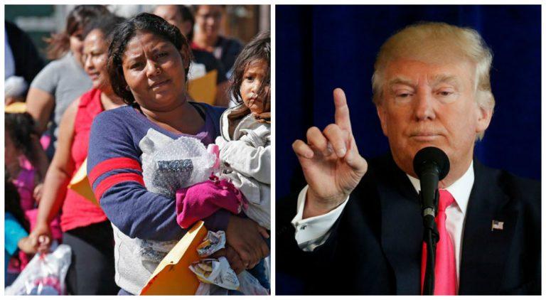 Alarma en Estados Unidos por cifra de inmigrantes y Trump vuelve a amenazar