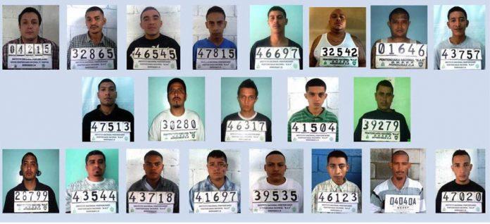 absuelven a pandilleros en Honduras