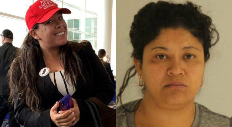 VÍDEO | Latina seguidora de Trump pide que deporten de inmediato a «Lady Frijoles»