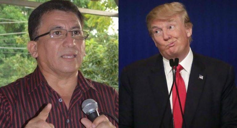 Bartolo Fuentes: «No hay caravana de migrantes, son inventos de Trump»
