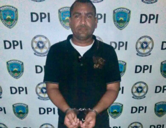 condenado en La Ceiba