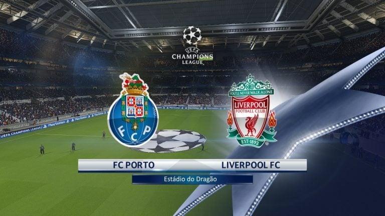 ¡El Liverpool recibe al Porto en un atrayente partido por la Champions League!