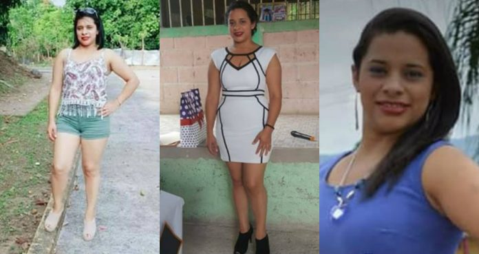 maestra desaparecida en Siguatepeque