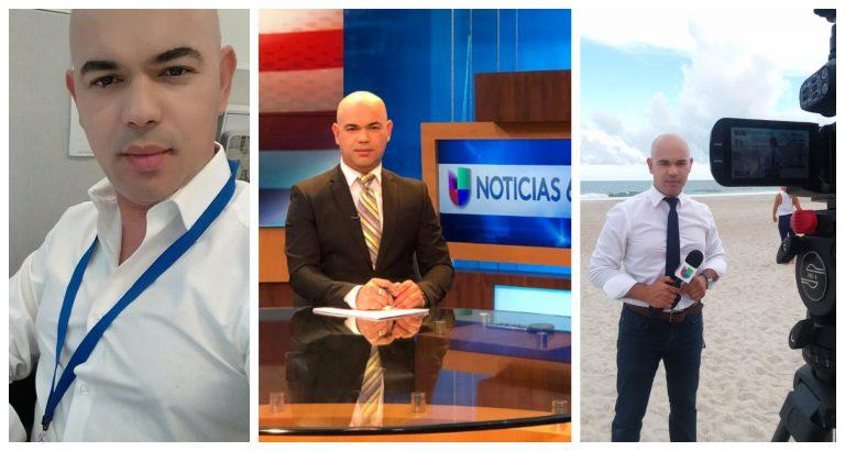 HISTORIA HUMANA: Javier Castro, el hondureño que aplicó cien veces a una plaza en Univisión; hoy es uno de sus periodistas