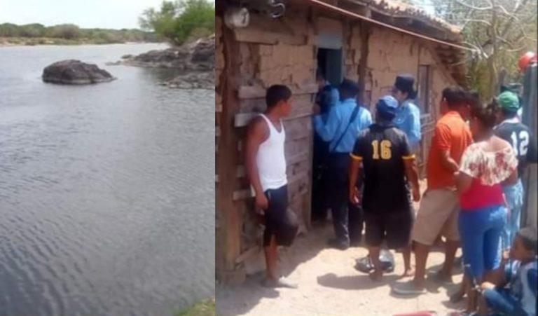 Joven muere ahogado en poza La Sirena del río Choluteca