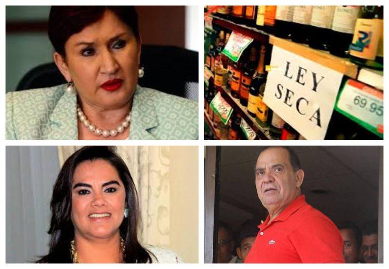 """PASÓ EN LA SEMANA: Thelma Aldana retenida en Honduras, Ley Seca, petición de David Romero y """"Caja Chica de la dama"""""""