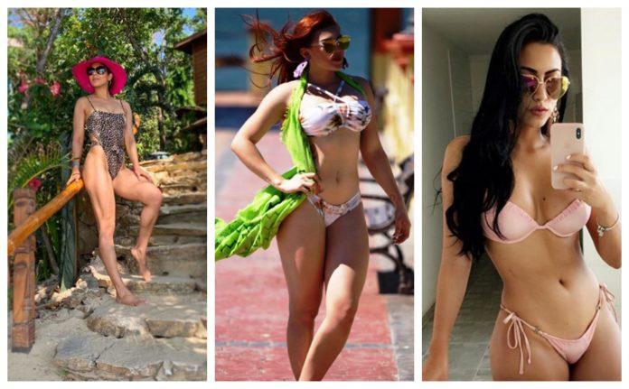 presentadoras de Honduras