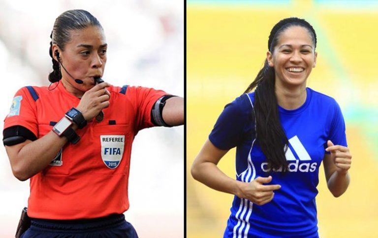 ¡ORGULLO NACIONAL! FIFA confirma a Melissa Borjas Pastrana y Shirley Perelló en Mundial Francia 2019