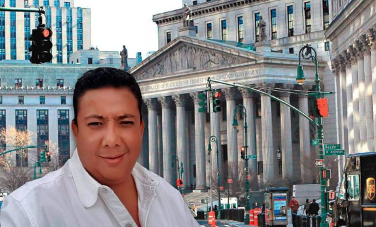Solicitud de Fredy Nájera es aceptada en una corte de Nueva York