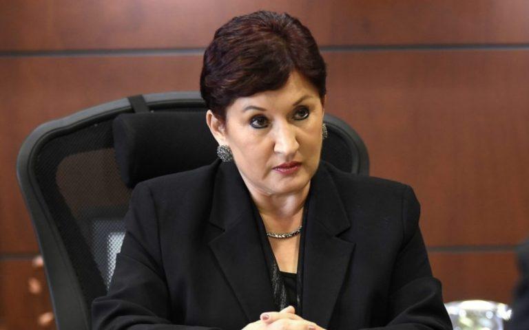 Exfiscal Thelma Aldana pretendía asistir a evento anticorrupción en Honduras