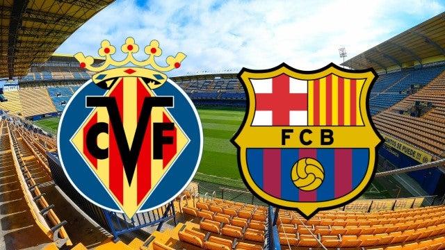 Villareal vs. Barcelona: ¡Por la jornada 30 de la Liga Santander!
