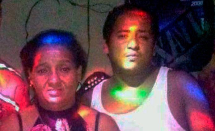 madre e hijo muertos en Cantarranas