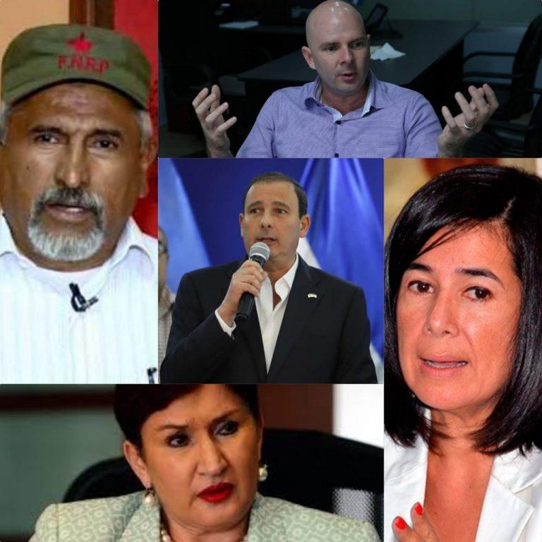 FRASES DE LA SEMANA: ¿Qué dijo Juan Barahona, Miriam Guzmán, Barquero, Thelma Aldana y Sikaffy?