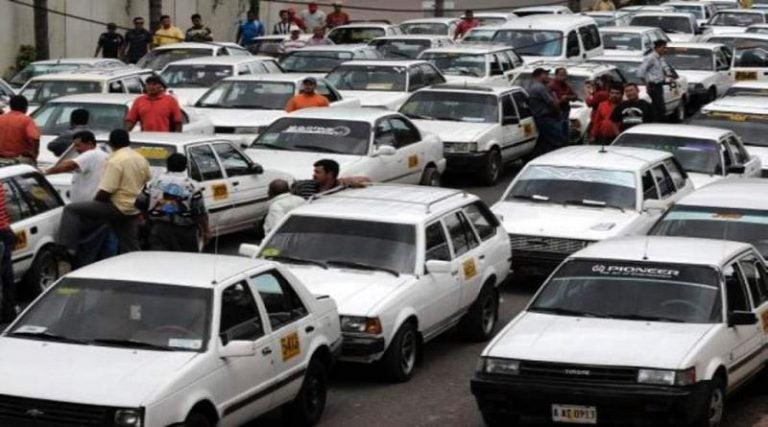 Taxistas anuncian nuevo aumento; el IHTT se niega a discutir el tema