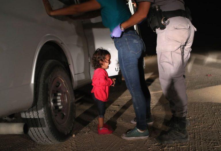 Imagen de niña hondureña llorando en la frontera gana premio World Press Photo 2019