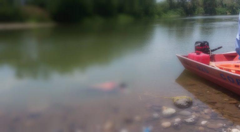 Encuentran el cadáver de una persona desparecida en el río Ulúa