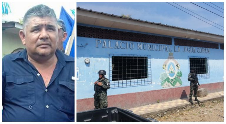 Trasciende: alcaldía de La Jigua, Copán, es intervenida por la ATIC y la FETCCOP