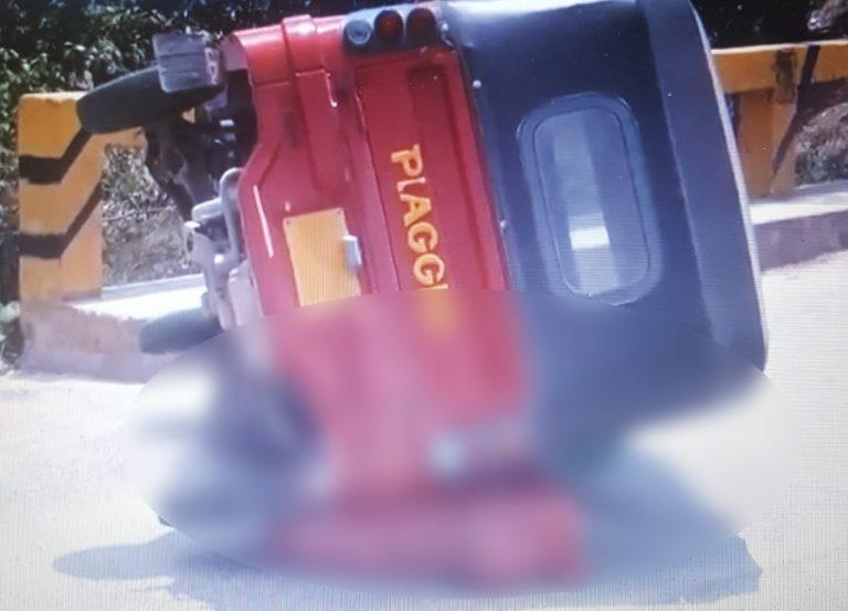 De varios disparos le quitan la vida a conductor de mototaxi en Tatumbla