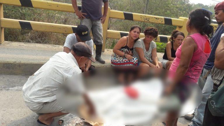 Jornalero muere atropellado por «rapidito» en La Lima, Cortés