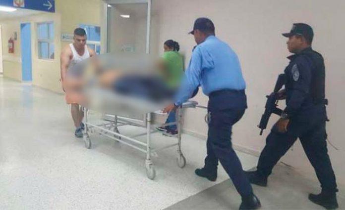 Candelario Elvir Rodríguez falleció la noche del viernes en tiroteo contra ladrones.