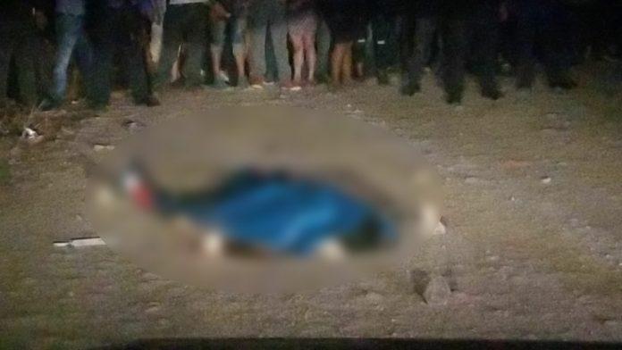 militar asesinado en Alubaren