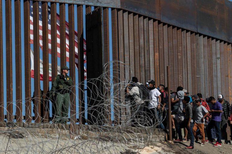 EEUU: Detienen más de mil inmigrantes en tres días, en su mayoría centroamericanos