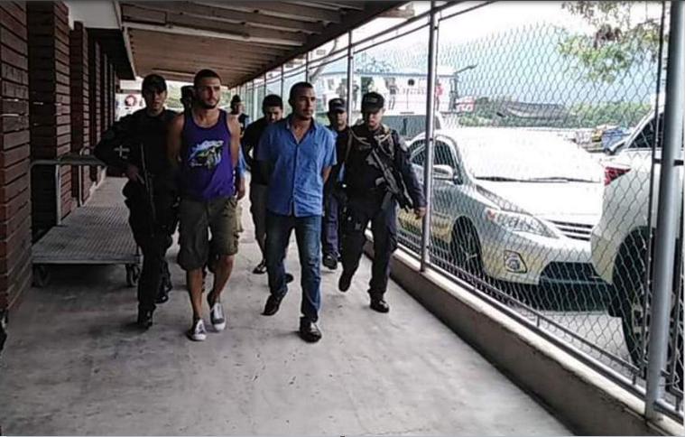 """Hijo del """"Negro"""" Lobo estará preso en una cárcel de Atlántida"""
