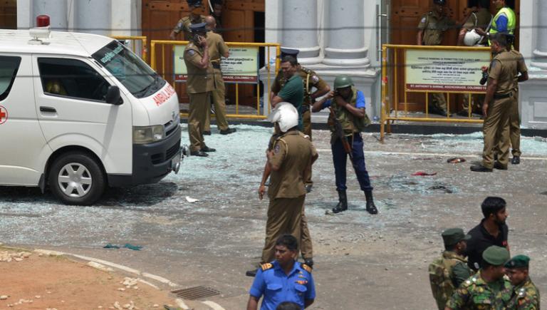 Nueva explosión en Sri Lanka mientras artificieros desactivaban una bomba