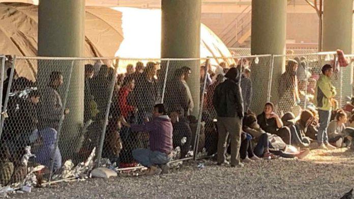 reubicarán área de retención de migrantes