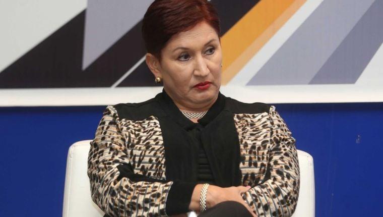 Thelma Aldana revela: Me obligaron a decir que decidí no entrar a Honduras