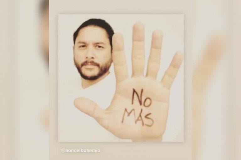 Famosos hondureños también se unen a la campaña #NoMás violencia contra las mujeres