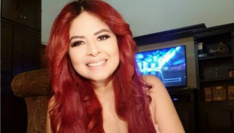 Periodista Margarita Lara revela que está embarazada