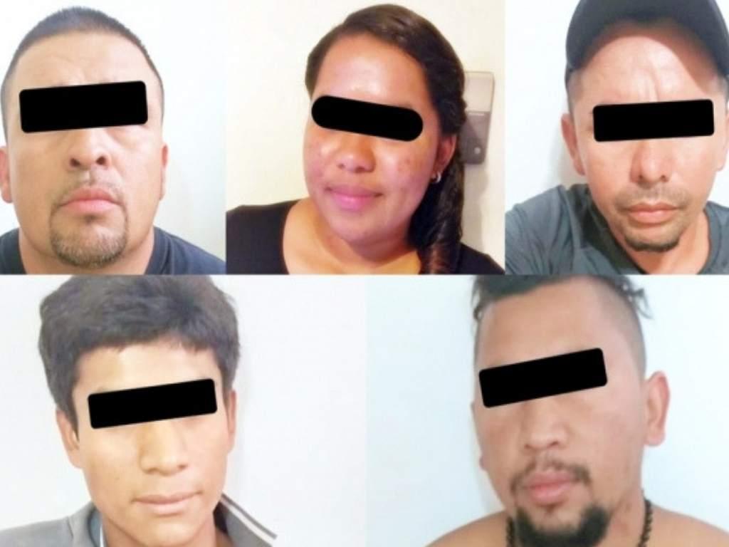 secuestradores hondureños en México